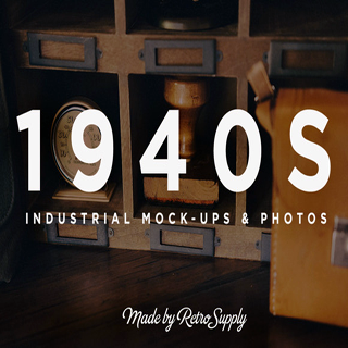 Industrial Mock Up Photos